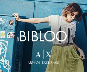 BIBLOO представя – ARMANI EXCHANGE