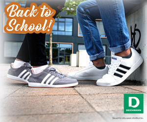Back to School – сега в Deichmann Online Shop
